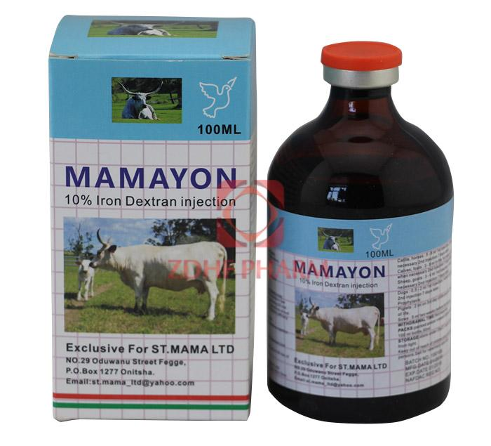 Iron Dextran Injection 20%