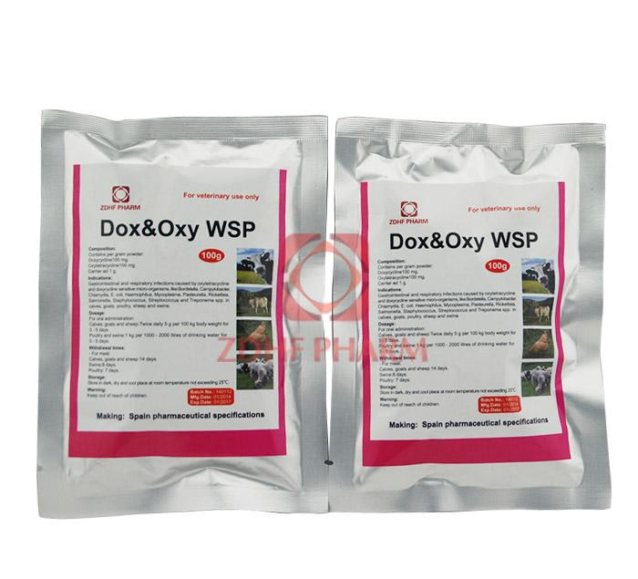 Dox&Oxy WSP