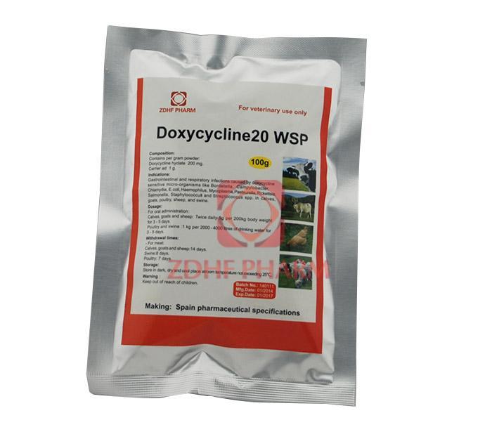 Doxycycline20 WSP