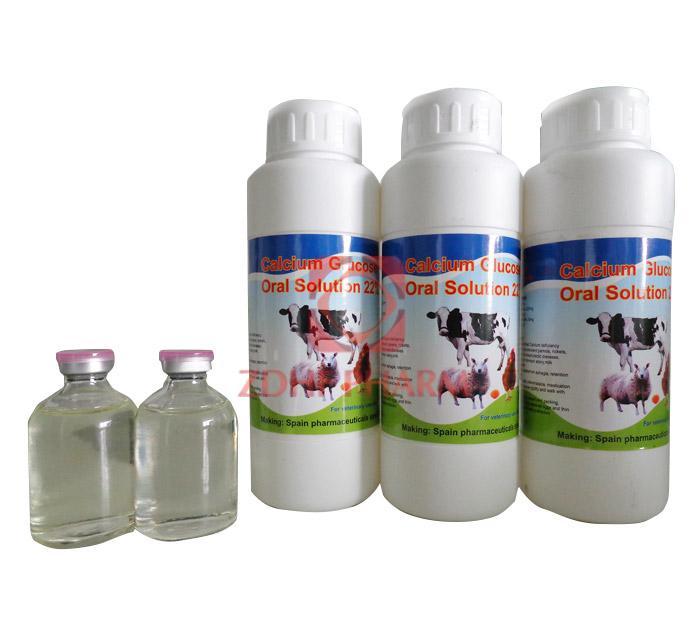 22% Calcium Glucose Oral Solution