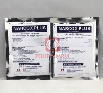 NARCOX PLUS