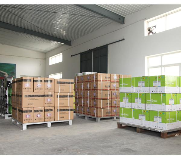 ZDHF Finished Product Warehouse